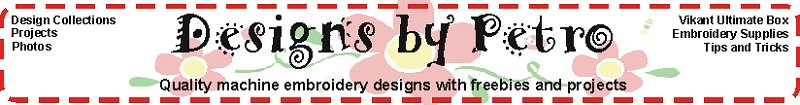 Quality machine embroidery designs for machine embroidery in ART DST EXP HUS JEF PCS PES VIP and XXX formats with freebies to download
