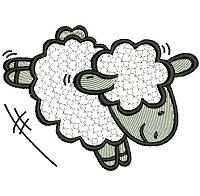 Image of hssheep4lace200.jpg