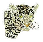 Link to the African Animals embroidery design collection