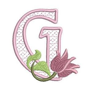 letter g flower designs auto design tech