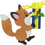 Link to the Christmas 2004 embroidery designs by Petro