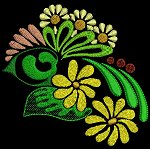 Link to the Secret Garden 4 embroidery design collection