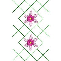 Decorative Pattern embroidery design 5