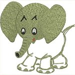 Link to the Animal Kids  embroidery design collection