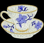 Link to the Tea Time embroidery design collection
