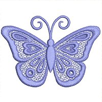 Free Standing Lace embroidery design collection for machine